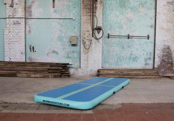 AirTrack 3 meter blauw