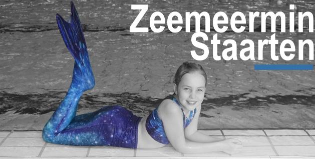 Mermaid Sisters Zeemeermin staart