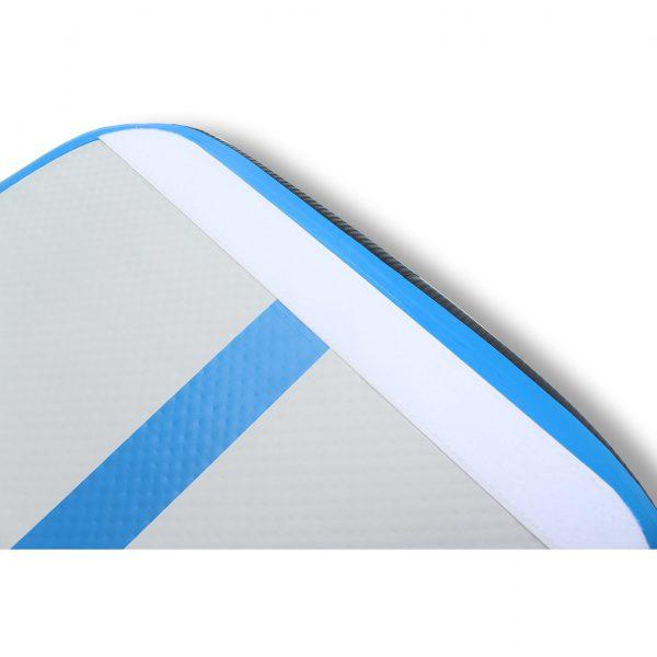 Airblock blauw detail