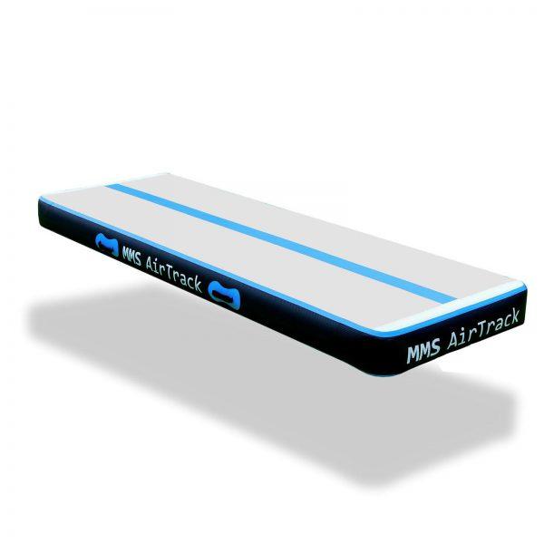 Airtrack 3 meter 1 meter breed 20 cm hoog blauw