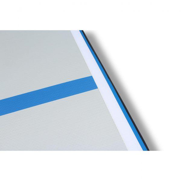 MMS Airtrack 2 meter breed blauw closeup