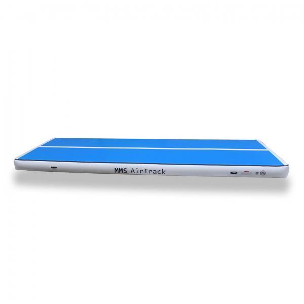 Airtrack 30 cm dik 2 meter breed zijkant