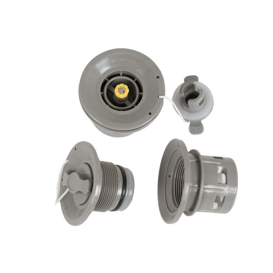 Airtrack ventiel